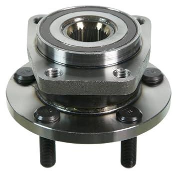 Amazon com: MOOG 513220 Wheel Bearing and Hub Assembly