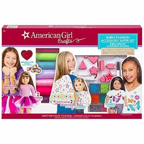 American Girl Craft 8-in-1 Fashion Accessory Super Set