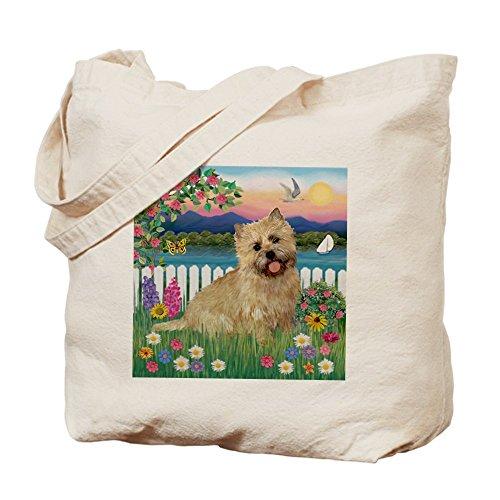 CafePress - Garden-Shore & Cairn - Natural Canvas Tote Bag, Cloth Shopping - Shops Cairns In