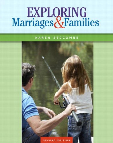 Exploring Marriages+Families