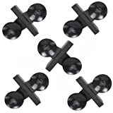 Product review for Fish Tank Air Pipe Airline Clamp Clips Suction Cups Glass Holder XMHF for Aquarium