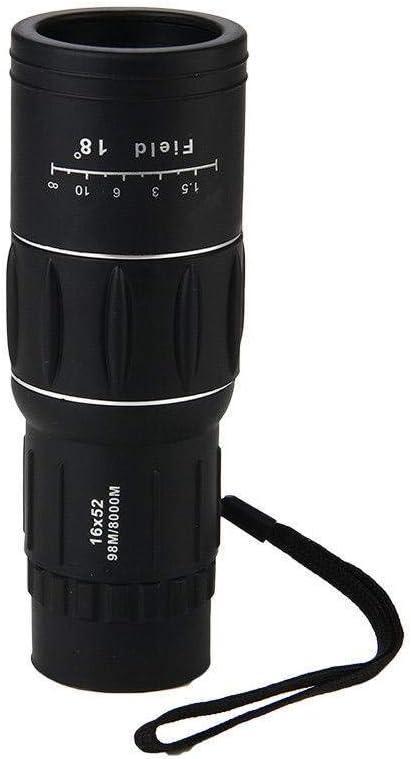 10x25 Zoombare Reise Jagd Teleskop Optik linse Nachtsicht Teleskop Monokel
