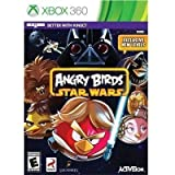 X360 ANGRY BIRDS STAR WARS
