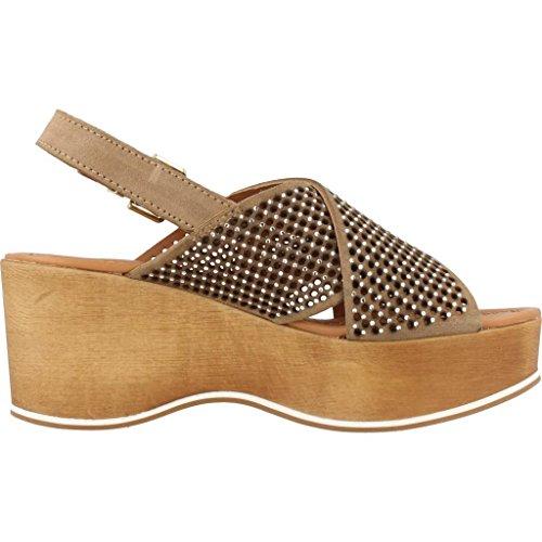 Sandalias y chanclas para mujer, color marr�n , marca ALPE, modelo Sandalias Y Chanclas Para Mujer ALPE SUPERSTAR 80s W Marr�n marr�n