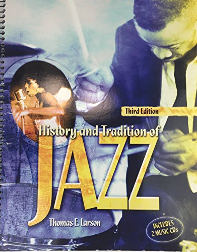 HISTORY AND TRADITION OF JAZZ - Text