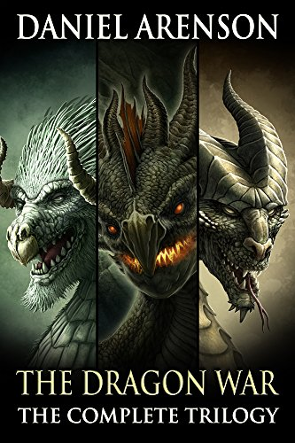 The Dragon War: The Complete Trilogy cover