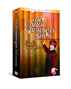 The Carol Burnett Show:  Carol's Favorites (6 DVD)