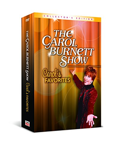 The Carol Burnett Show: Carol's Favorites (Collectors Print run)