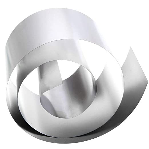 1pcs 304 0.01 x 100 x 1000mm Stainless Steel Fine Plate Sheet Foil New