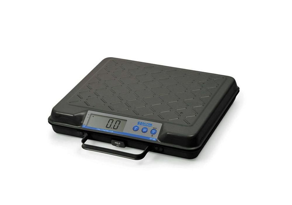 Electronic General Purpose Bench Scale Black Paint Dimensions: 12''W X 10''D Weight: 10 Lbs