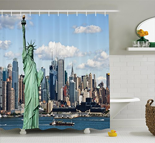 Liberty Shower Curtain - 5