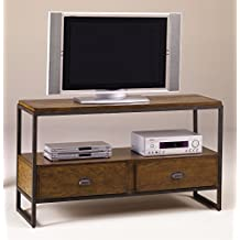 Hammary Baja Entertainment Console Table
