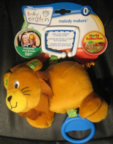 Baby Einstein Melody Makers-Lion