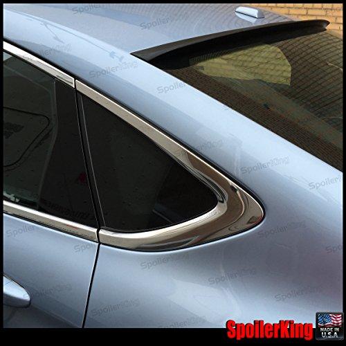 Chrysler 200 2015-on Rear Window Roof Spoiler