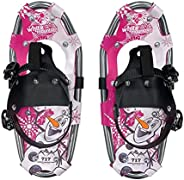 White Mountain Kids Snowshoes with Tote Bag