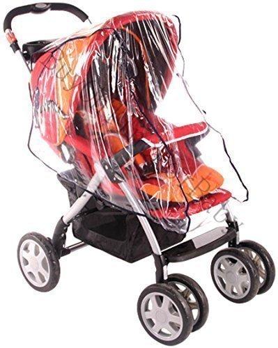 Baby Push Stroller Rain Resistant Waterproof Cover Pram Chair Buggy osiguktd 014