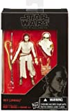 Star Wars, 2015 The Black Series, Rey (Jakku) Exclusive Action Figure, 3.75 Inches