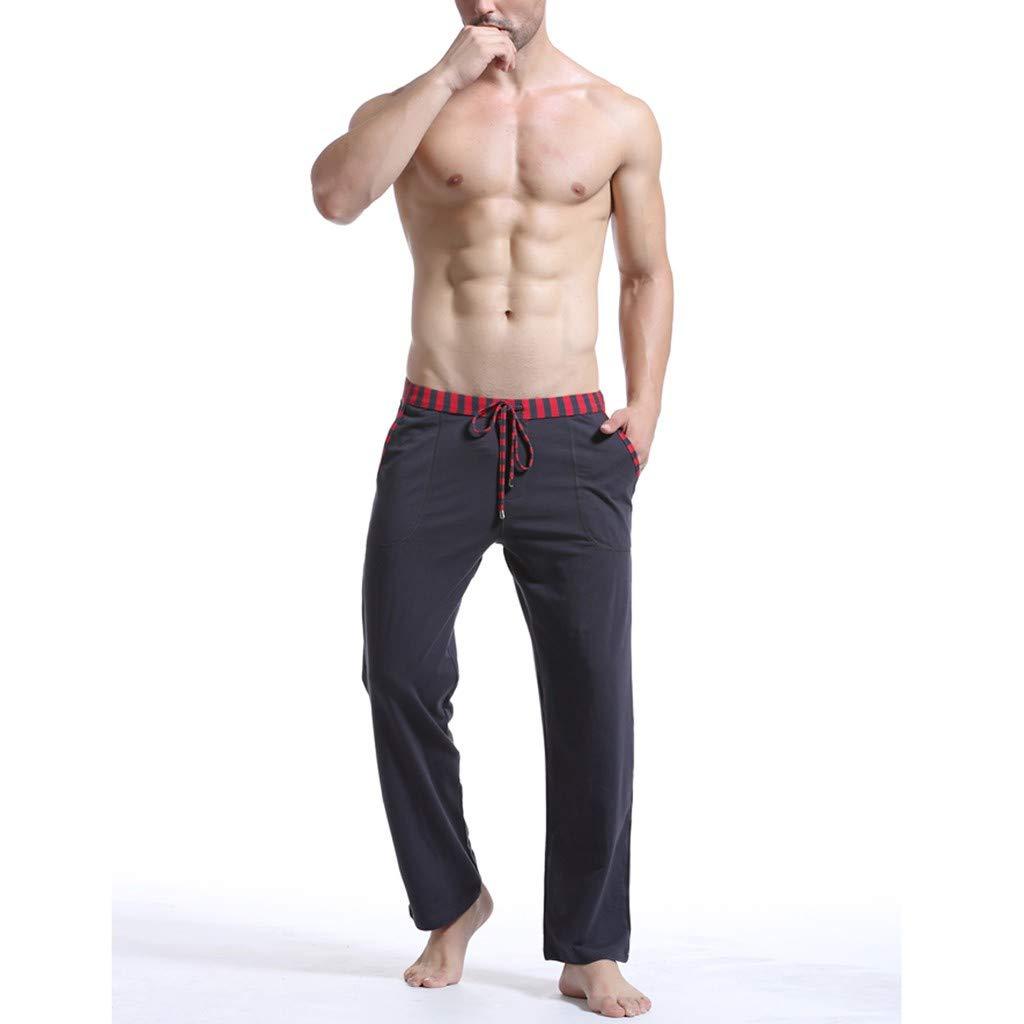 cinnamou Pantalones para Bicicletas Hombre Pantalones Negros De ...
