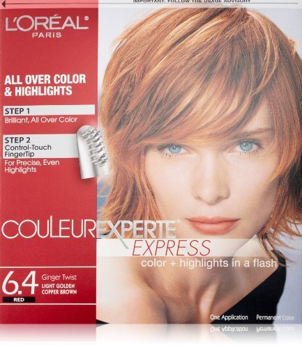 loreal-paris-couleur-experte-express-hair-color-64-light-golden-copper-brown-ginger-twist-by-loreal-