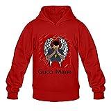 Men's Gucci Mane Spring Hoodies Sweatshirt Size M