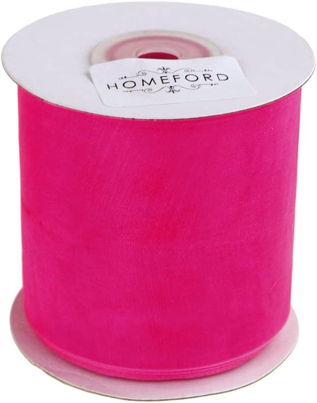 """Satin Edge Organza Ribbon 5-10 Yards Gifts Roll 7//8/"""" Inch Width Assorted Color"""