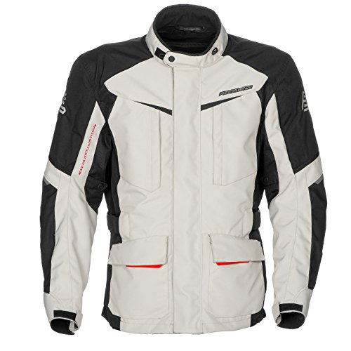 - Fieldsheer Men's Hi-Pro Jacket (Silver/Black, X-Large)
