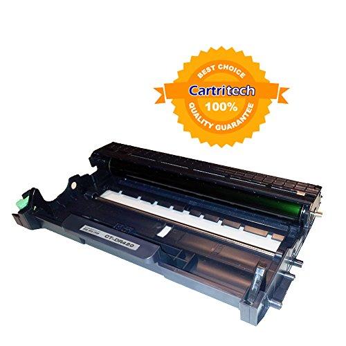 Cartritech compatible with Brother DR420 drum Unit compatible with  Brother MFC-7360N MFC-7460DN MFC-7860DW DCP-7060D DCP-7065DN HL-2220 HL-2230 HL-2240 HL-2270 Series HL-2280DW ()