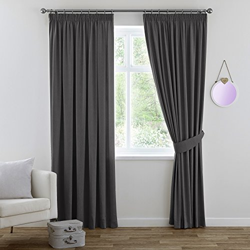 H.Versailtex Solid Thermal Insulated Blackout...