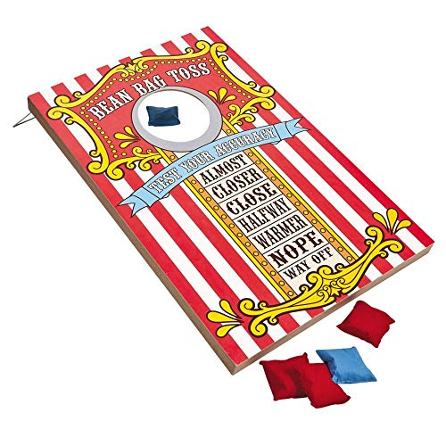 Carnival Bean Bag Toss Game by Fun Express