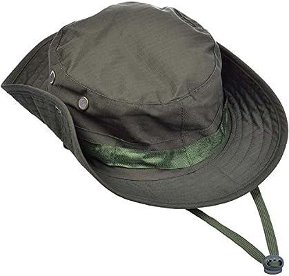 Japace® Táctico SWAT Color Wear Woodland Camo Algodón Boonie Selva ...