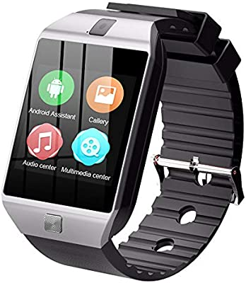 KCAPAX Reloj Inteligente Bluetooth Smart Watch Men 3G WiFi Sim ...