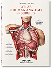 Bourgery. Atlas of Human Anatomy and Surgery: BU