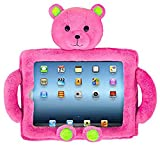Cuddle Case Pinky Promise Kids Protective Teddy Bear Case for 9.7 inch IPad/Galaxy Tablets