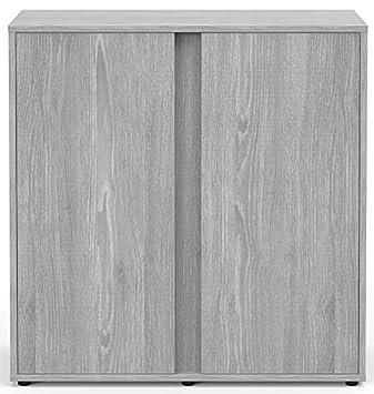 Mueble para Acuario Expert 80 gris vena Aquatlantis: Amazon.es: Productos para mascotas
