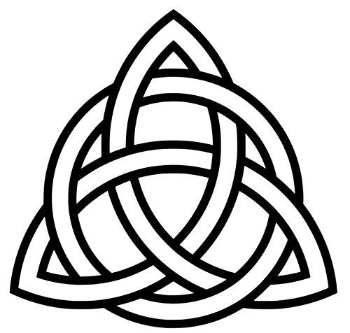 Amazon com: Celtic Knot Decal, Celtic Knot Sticker, Hellblade Senuas