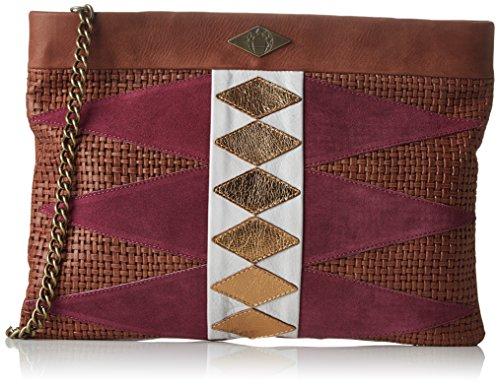 Navajo Mohekann Pockets Xl Women's folk Folk Brown fwq8SxBEw