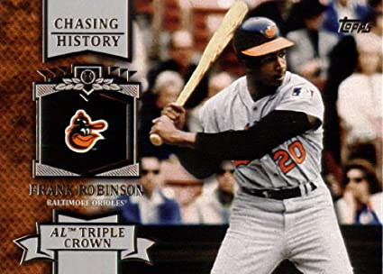 Amazoncom 2013 Topps Chasing History Baseball Card Ch 21