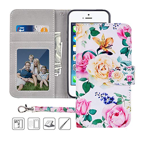 iPhone MagicSky Premium Leather Kickstand product image