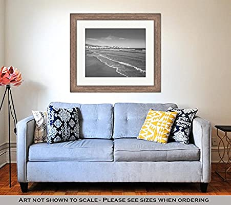 Amazon.com: Ashley Framed Prints Cullera Sant Antoni Beach ...