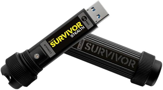 Corsair Cmfss3 256gb Flash Survivor Stealth 256gb Computer Zubehör
