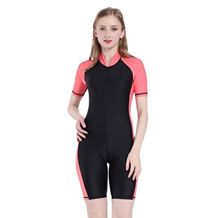 YLZN Traje de Buceo Shorty Suit for Mujer Premium Traje de ...