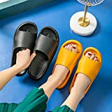 bueqcy Pillow Slides Slippers for Women and Men