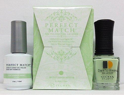 Lechat Perfect Match Gel Polish + Matching Nail Polish PMS22