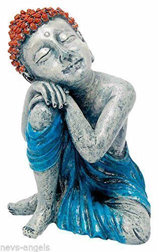 - Angels Aquatics & Pet Supplies Statue de Bouddha décorative pour aquarium