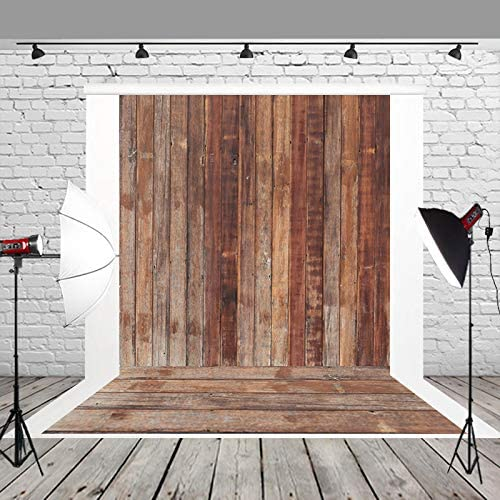 Planks and Popcorn and Newspaper Wedding Baby Photography Background Custom Photography Studio Photography Background