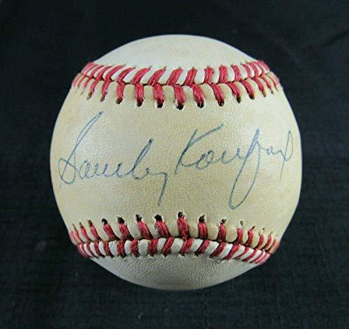 (Autographed Sandy Koufax Baseball - Rawlings Z13764 - JSA Certified - Autographed Baseballs)