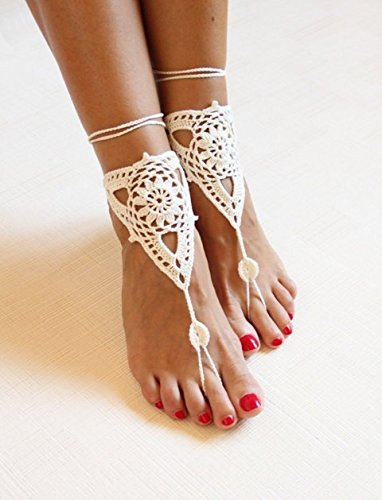 anklet product chain sandals female ankle jewelry sexy foot pearls beach fashion bracelet barefoot imitation leg summer infinity bracelets