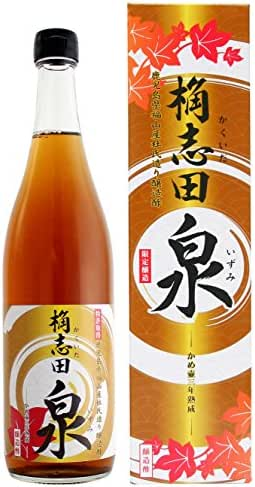 KAKUIDA Premium Black Vinegar Aged 3 Years 24.34 Fl, Oz (720 ml)