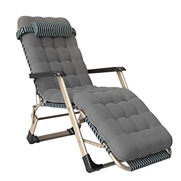 Amazon.com: Sillas de jardín reclinables y ajustables para ...