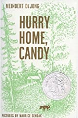 Hurry Home, Candy (Harper Trophy Books) Paperback